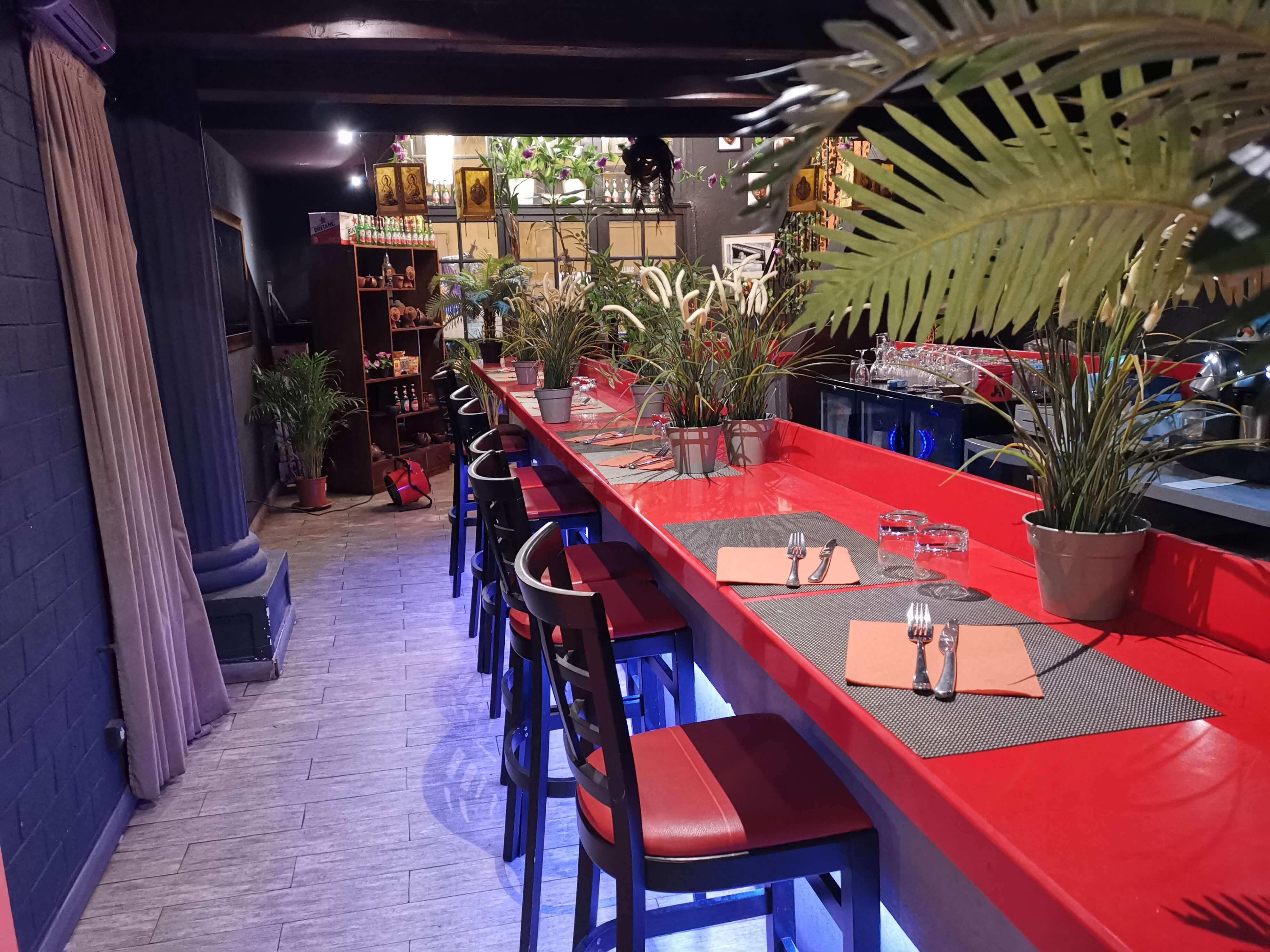 bar restaurant indonesien marseille 6eme