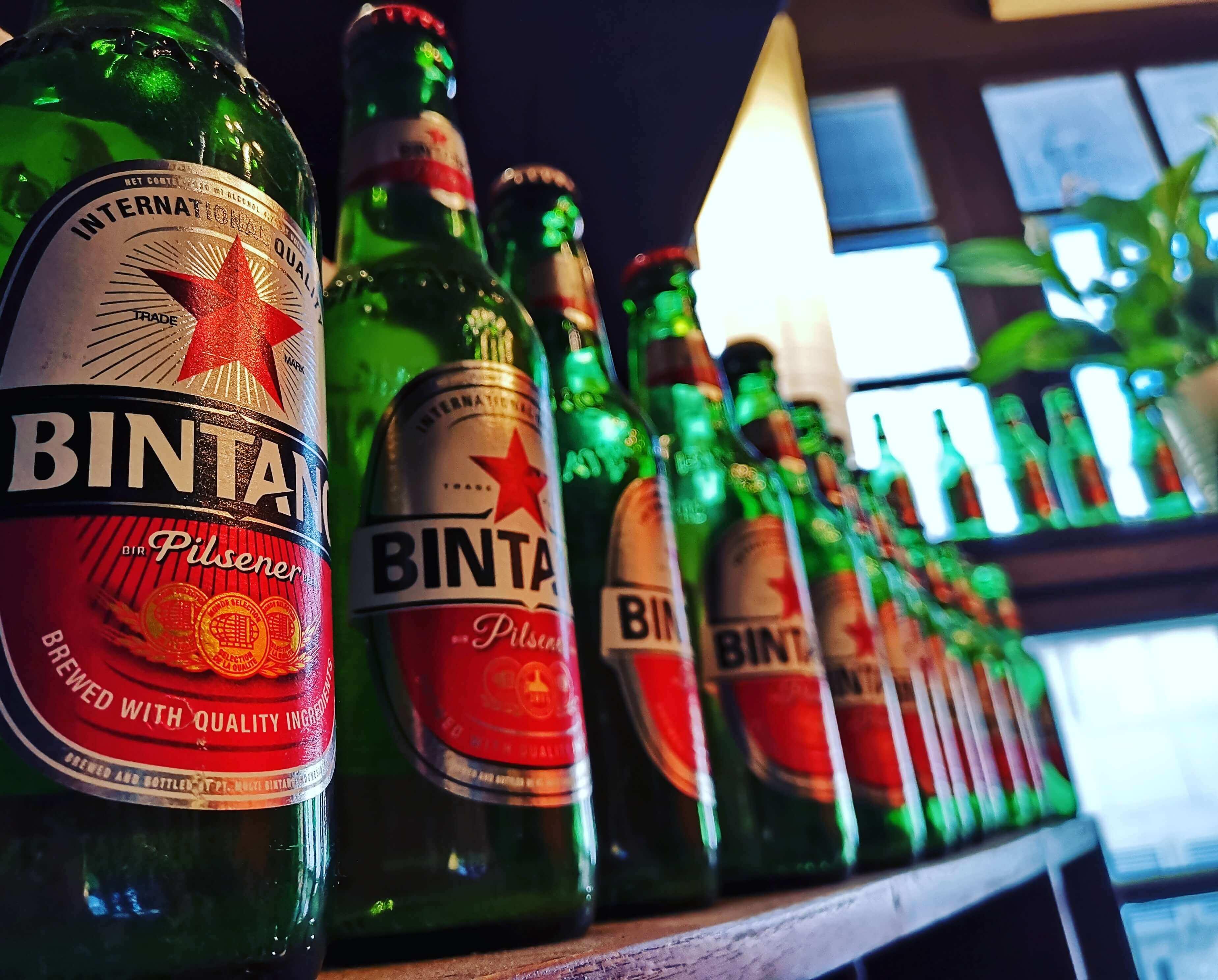 biere bintang indonesienne restaurant marseille